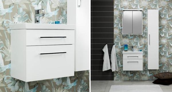 Badrumsmöbler Umeå : Noro fix trend tvättställ och underskåp badrumsboden webb